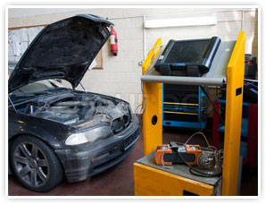 Garage Car Repair for exhaust, cluthes, tyres, oil change, batteries and engines